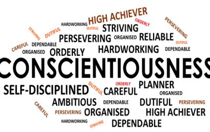 Conscientiousness:  Taking Responsibility for Personal Performance