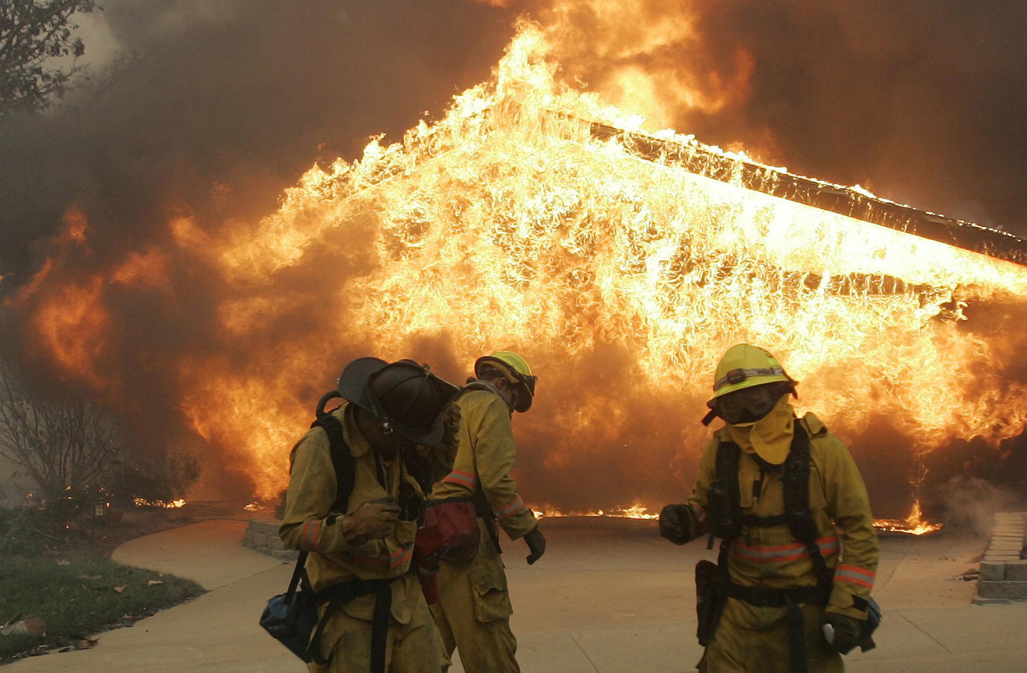 Fighting Fires: Part II